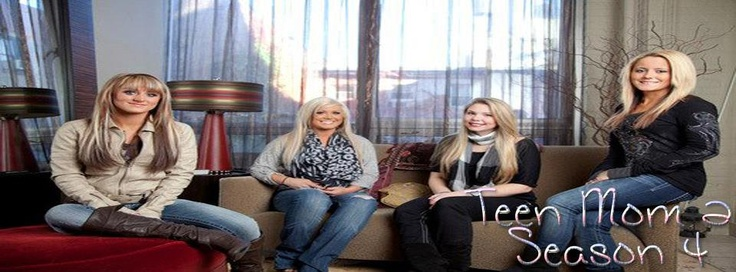 My Season 4 Teen Mom Header for my Facebook Fan Page  https://www.facebook.com/pages/My-Updates-On-Teen-Mom-2-Season-4/278590608851969