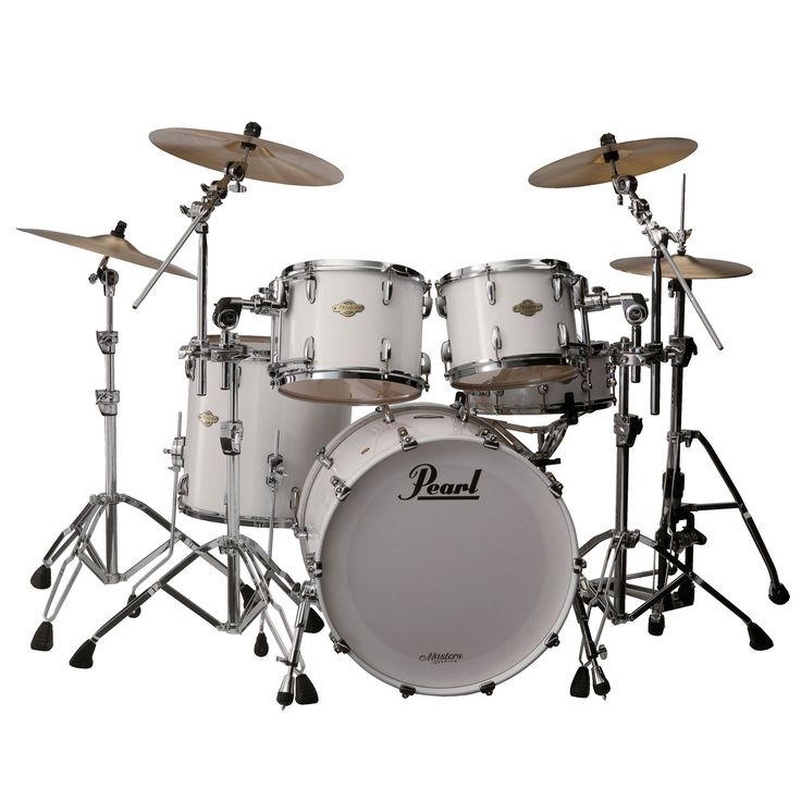 Used to have a drum set like this. Miss playing a lot actually<3