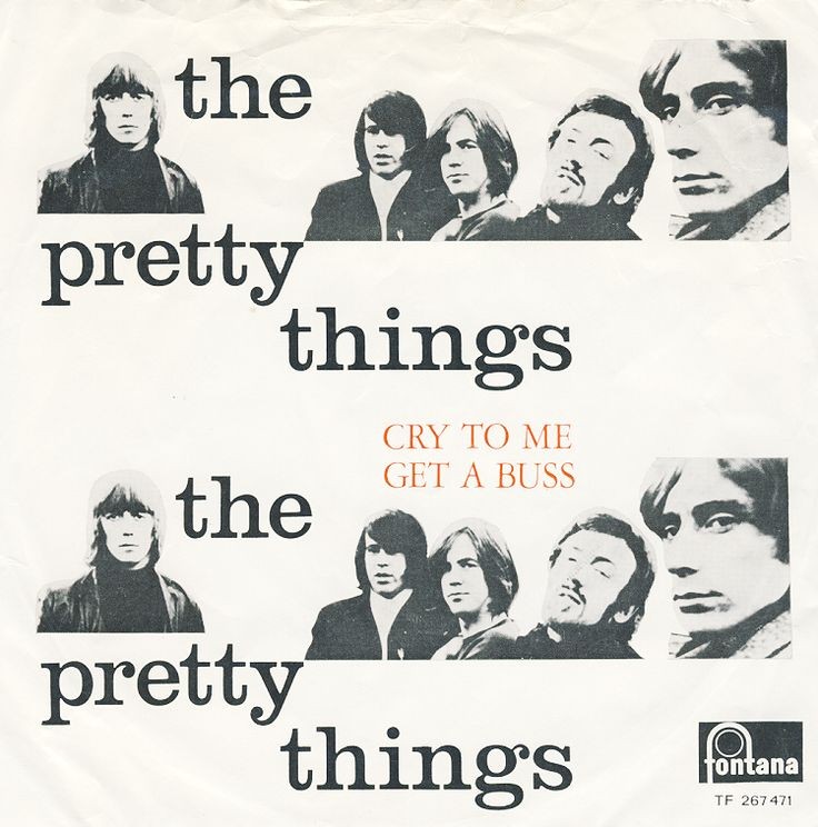 17 Best Images About 1960s Rock The Pretty Things On