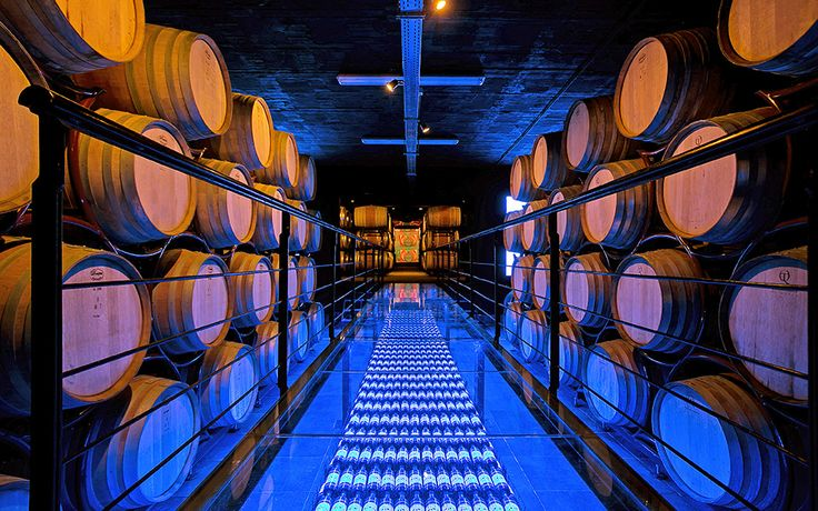 Wineries: Utility with a Sense of Style - Greece Is