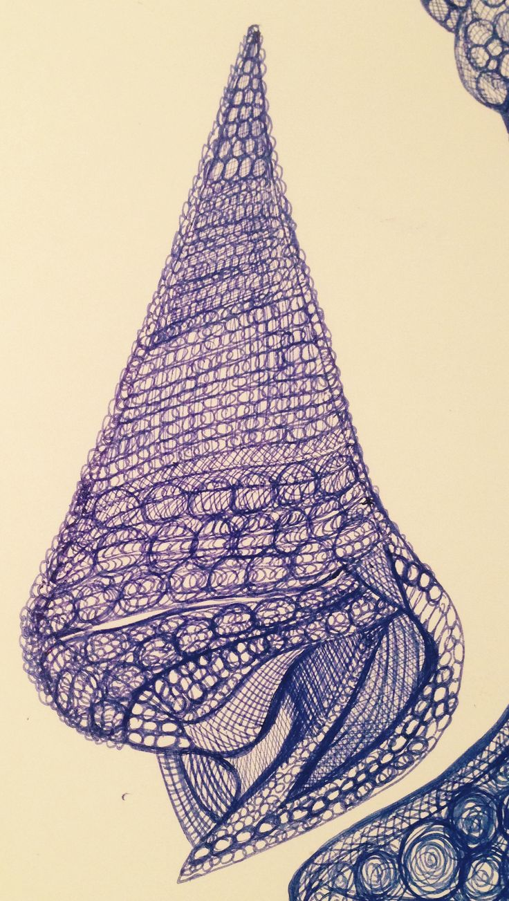 Pen and ink - by Kerrie Harrison