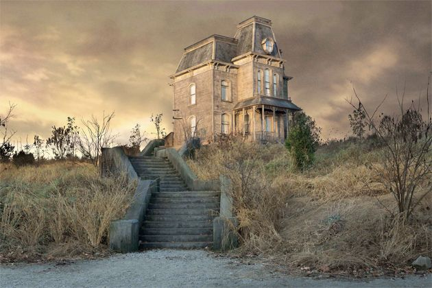 Bates Motel: Puzzle, Batesmotel, Bates Motel, Movies, House, Photo, Horror, Halloween
