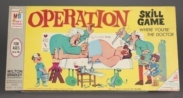 112.6232: Operation | board game | Board Games | Games | Online Collections | The Strong