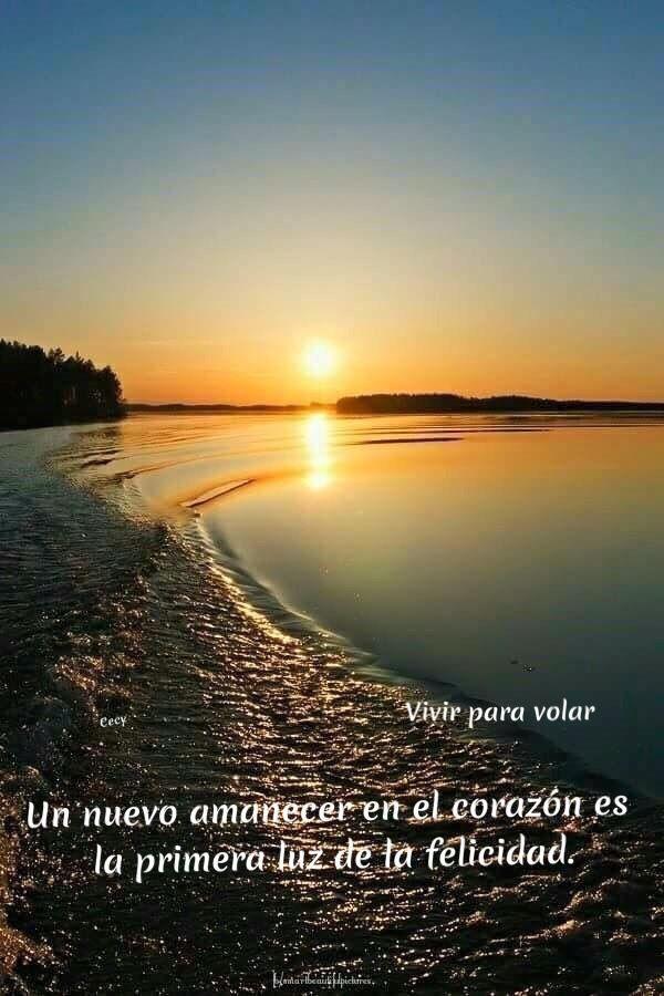 Imagen Relacionada Frases De Amanecer Frases De Amor Y