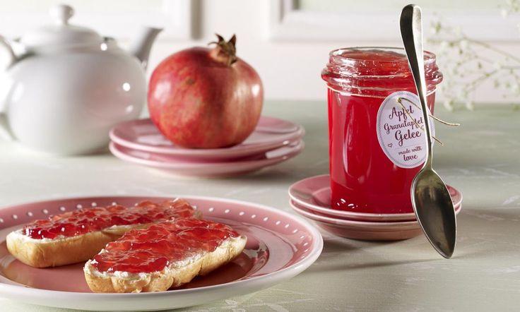 Apfel-Granatapfel-Gelee Rezept | Dr. Oetker