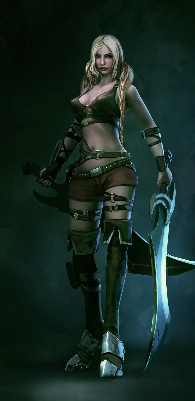 X Blades Ayumi Cosplay Ayumi - previously of ...