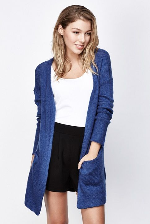 Comfy, winter cardigan! 10% off all orders over $50 and free standard shipping! Check out: www.trendylulu.com