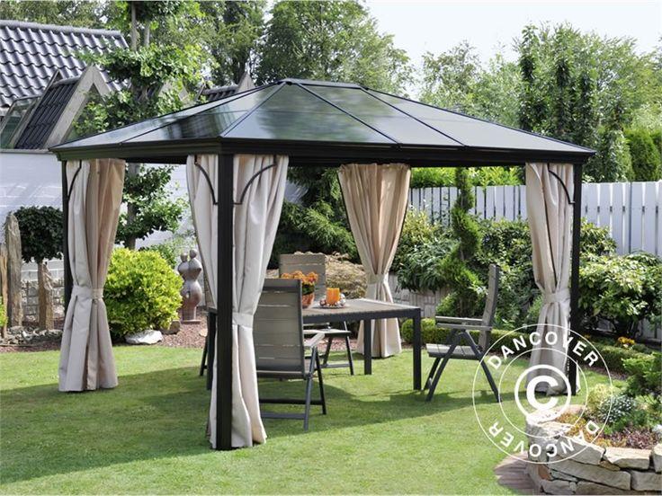 Ordentlich Mer enn 25 bra ideer om Pavillon dach 3x3 på Pinterest | Pergola  QN02