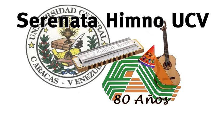 Himno Universitario de la UCV - Instrumental (armonica y guitarra)