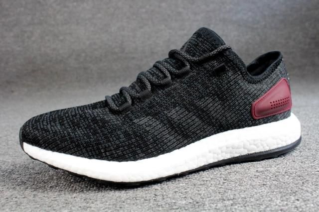 The 2017 Adidas pure boost black white might be a game changer; not because of the amazing color only, but the shoes feature a