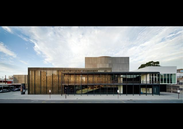 State Theatre Centre of Western Australia  WA    Design Practice  Kerry Hill Architects