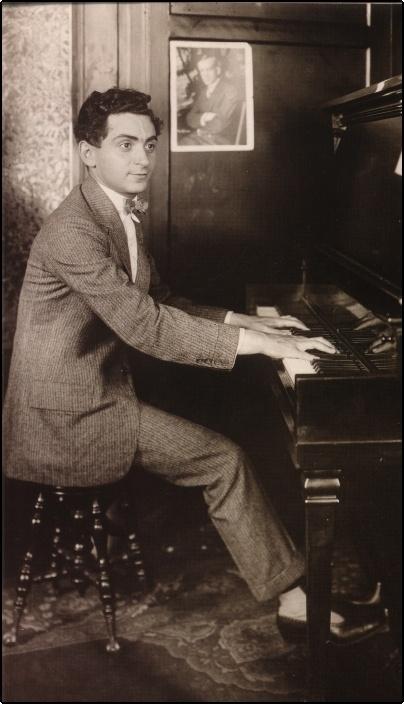 Irving Berlin (May 11, 1888 – September 22, 1989)