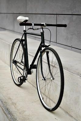 Bicicleta monocromática