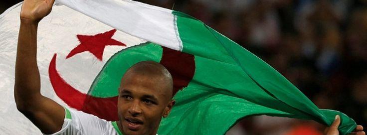 Pemain Aljazair Siap ke Bayern Muenchen