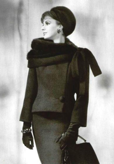 1961, Lanvin (Castillo)