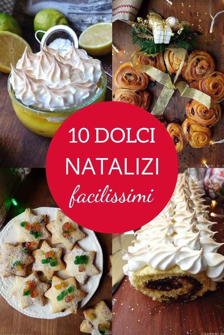 Immagini Dolci Natalizi.10 Dolci Natalizi Facilissimi I Sapori Di Casa Pasti Italiani Ricette Idee Alimentari