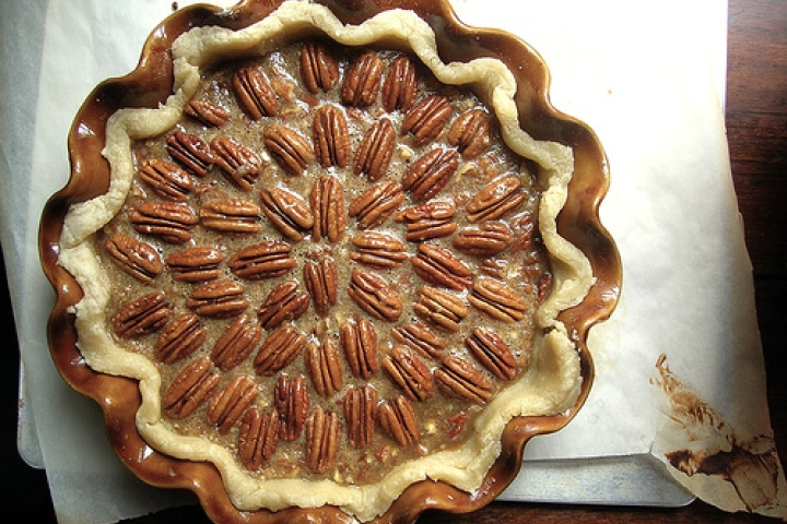 easy pecan pie | For the Home | Pinterest