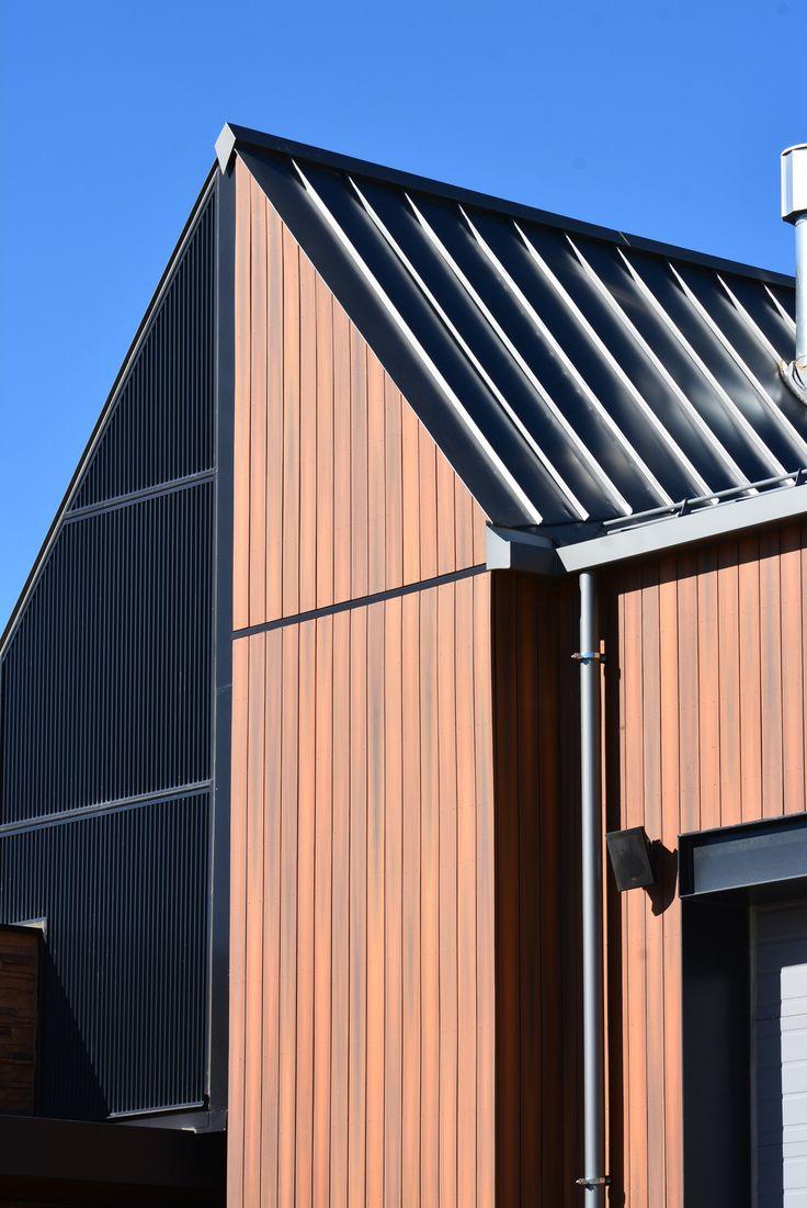 best 25 composite cladding ideas on pinterest zinc. Black Bedroom Furniture Sets. Home Design Ideas
