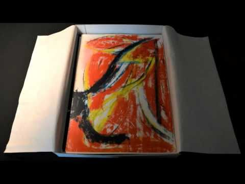 """""""Drawings from Lightning"""" artists book"""