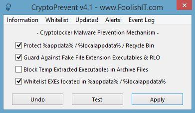 CryptoPrevent - Computer Technician - PC Repair Software -