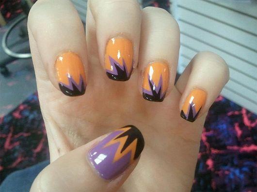 Halloween Nail Design Ideas | halloween-nail-art