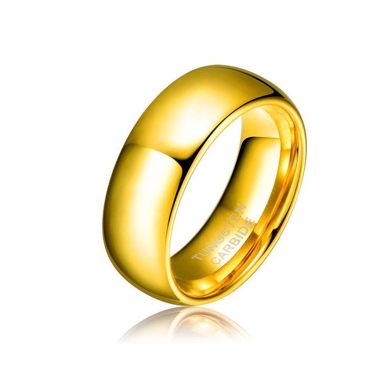Barato 8 MM Carbide anel Comfort Fit jóias For Men alianças de casamento / noivado todos os novos tamanhos 4 14 e meio grátis frete TU003R, Compro Qualidade Anéis diretamente de fornecedores da China:         8MM Carbide Anel , Comfort Fit jóia para os homens , casamento / Bandas de noivado , todos os novos tamanhos 4-