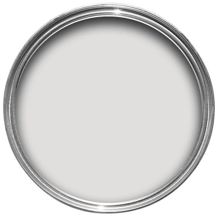 Arctic White Paint Dulux