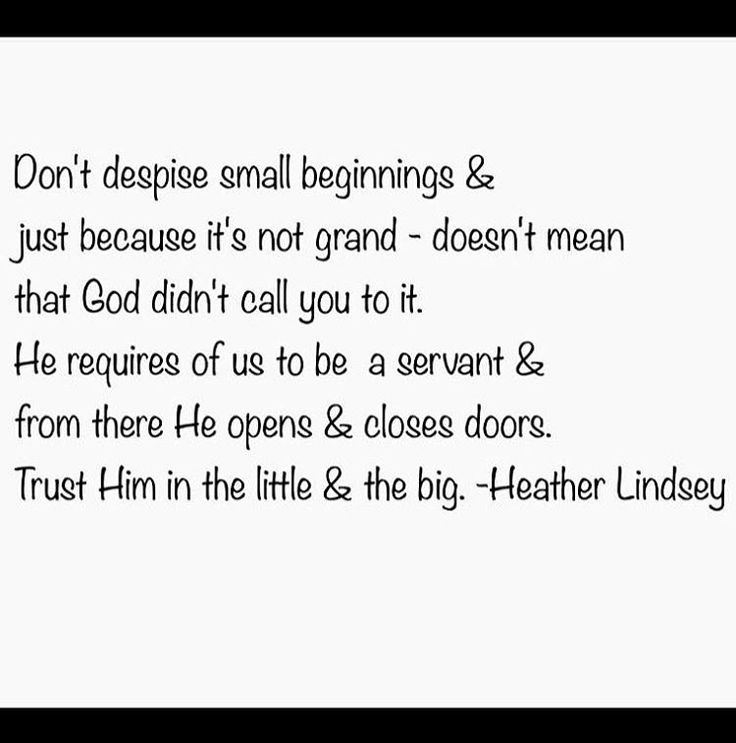 "1,907 Likes, 17 Comments - Heather Lindsey (@heatherllove) on Instagram: ""Are you ok with small or what seems insignificant? #Heartcheck ❤️"""