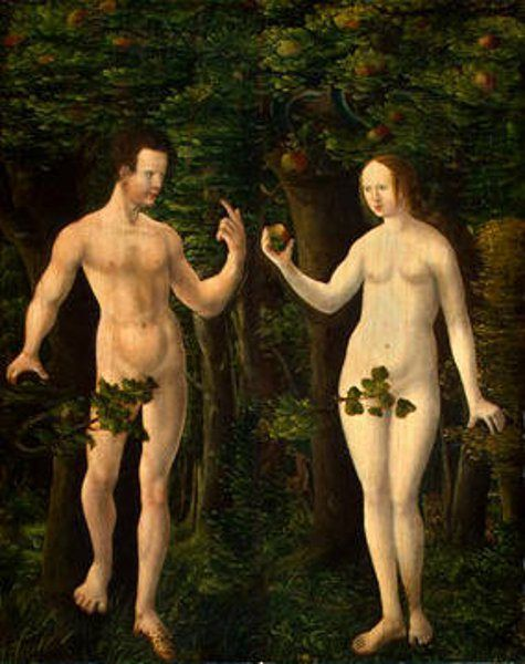 ALTDORFER Albrecht | The Fall Of Man