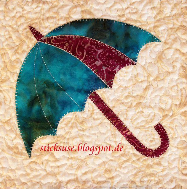 Dancing Umbrella - nach einer Idee von Edyta Sitar ...