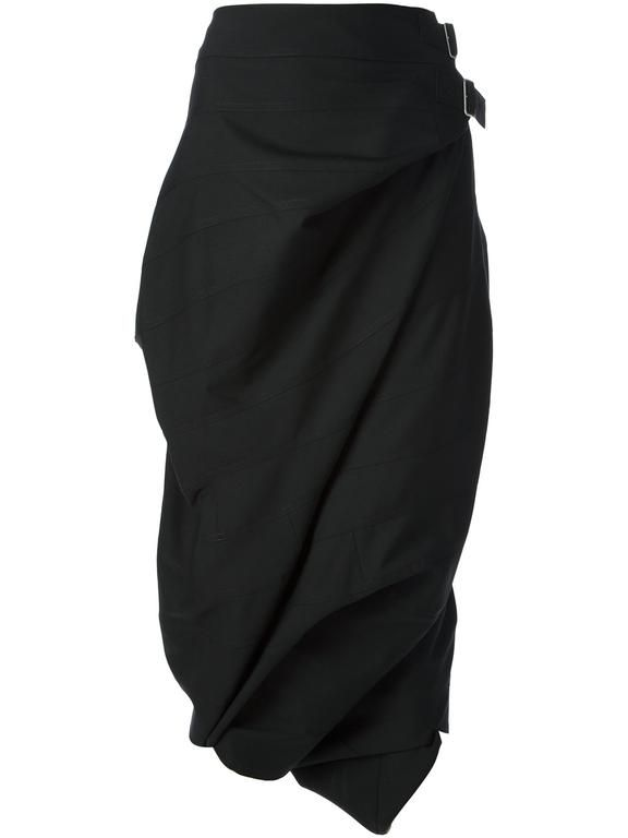 Sarouel Pants - Junya Watanabe  But if it is a skirt, it will be nice too...