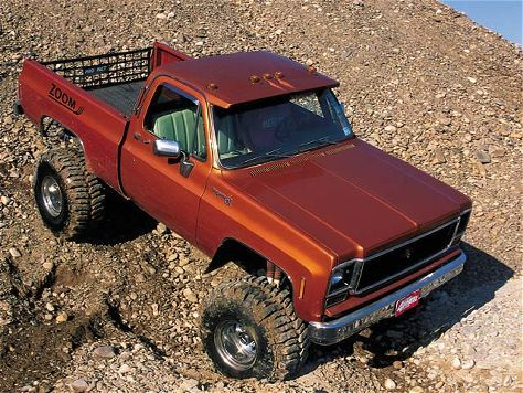 1974 Chevy K10 4x4