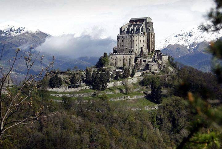 La Sacra di San Michele (Val di Susa)