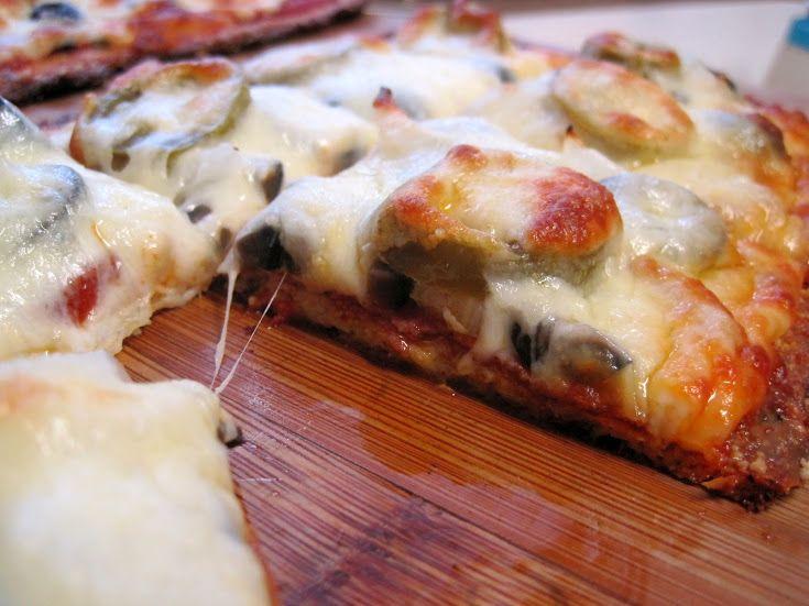 Low Carb Pizza Recipe Dukan Diet Recipes Dukan Diet Diet Recipes