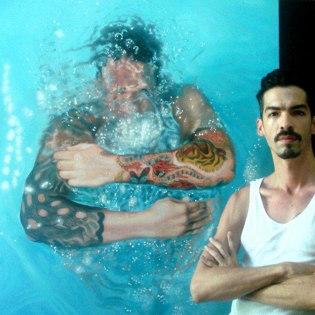 Best Gustavo Silva Núñez Images On Pinterest Digital Art - Hyper realistic paintings nunez