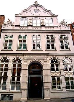 Buddenbrookhaus, Lübeck, DE
