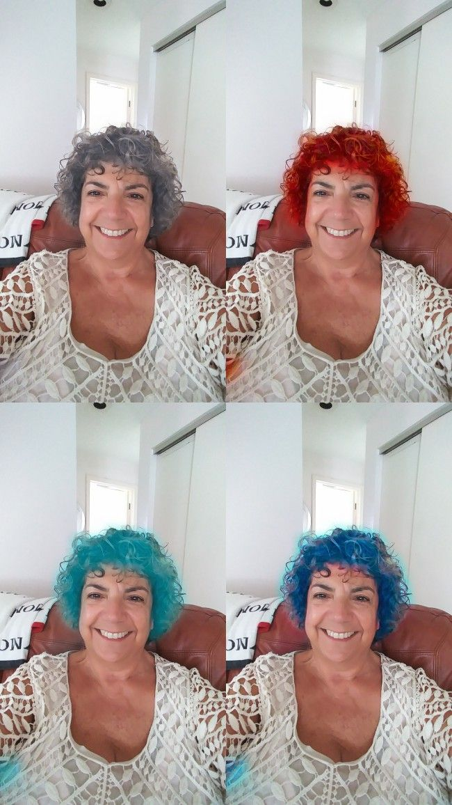 Hair Color Changer Compare Up To 9 Hair Colors At Once In 2020 Hair Color Changer Hair Color Virtual Makeover