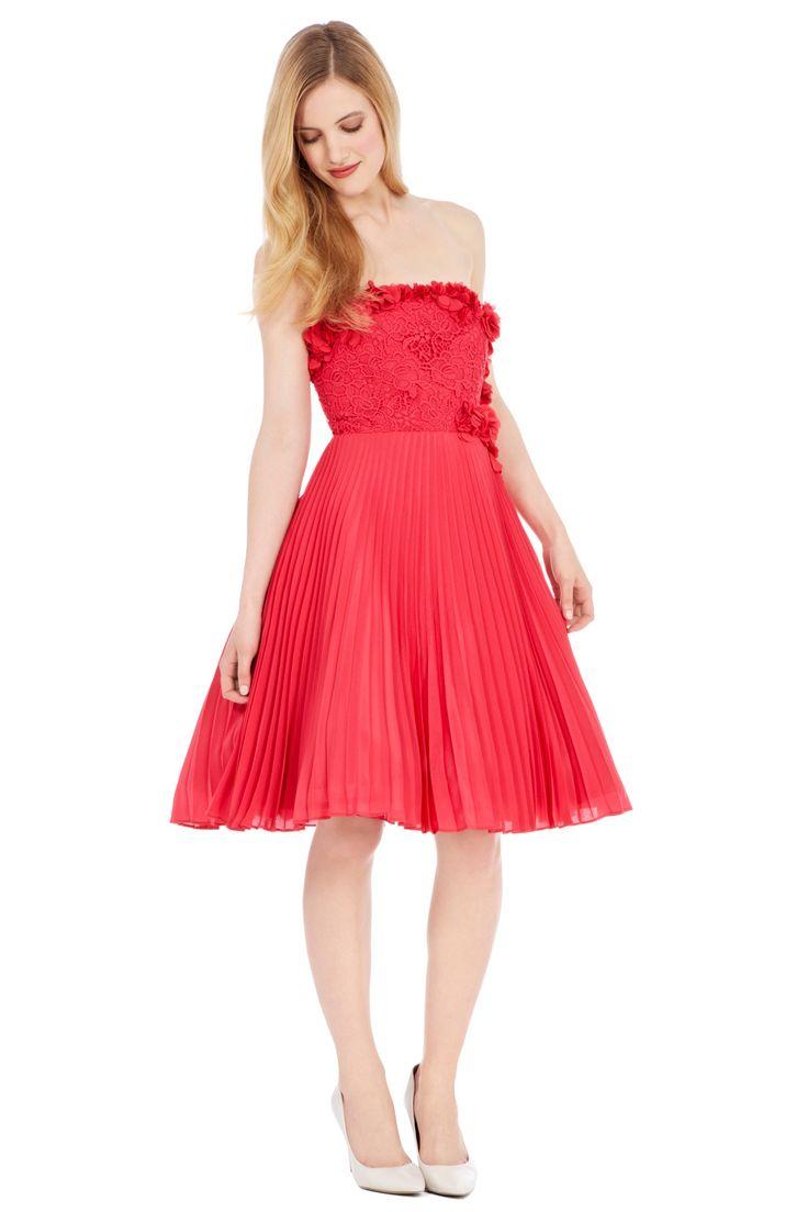 #Brautjungfern #Bridemaids   Zinnia Bandeau dress