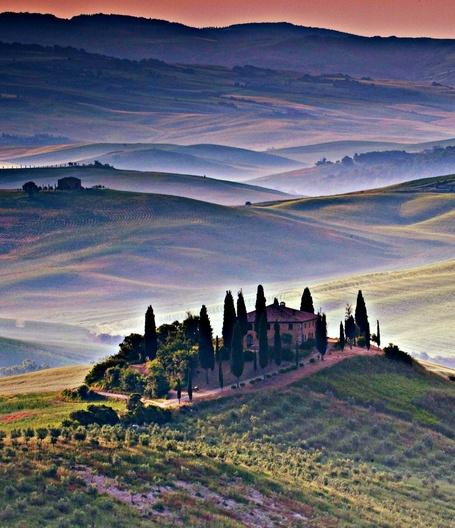 Tuscany, Italy- so beautiful