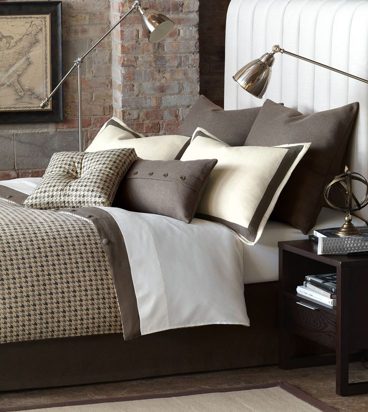 niche luxury bedding by eastern accents norris collection