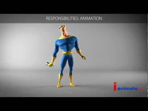 Daniel Meitin - Character Animation Reel 2012 - YouTube