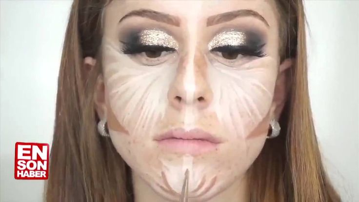 How to Hide Freckles Makeup Tutorial