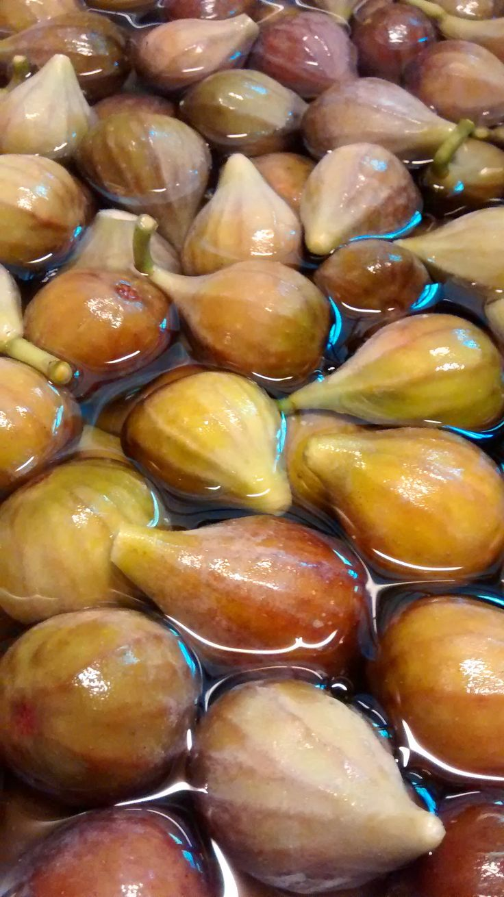 How to freeze figs