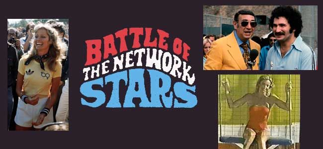 Battle of the Network Stars.  This was one of those special things that was only on once a year.  It seemed like such a major event.