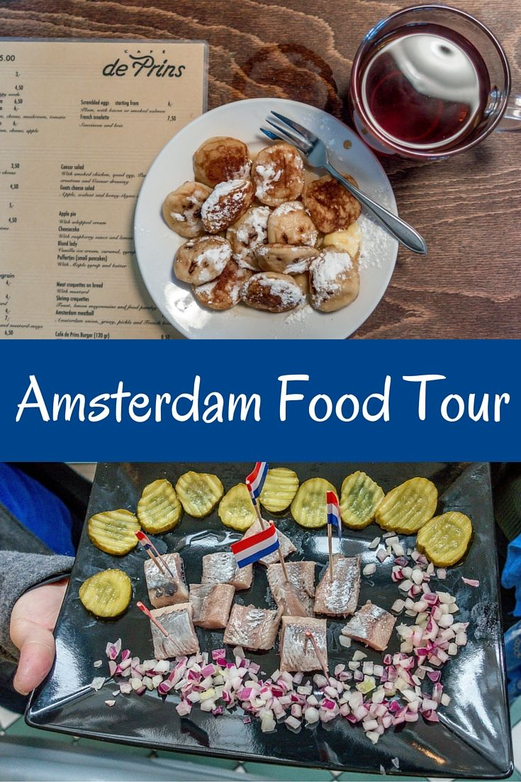 Food in Amsterdam is so much more than just beer and cheese. Take a look at all the great things you can try on a food tour with Eating Amsterdam.