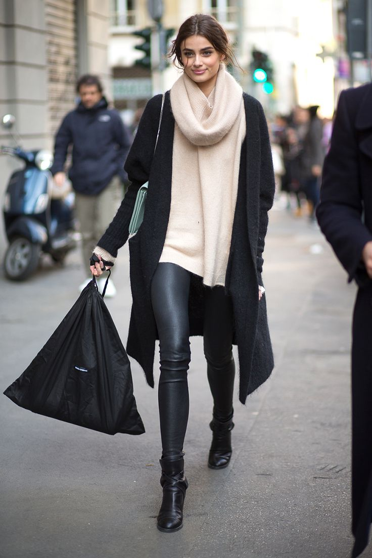 Fashion From the Waist Down: Street Style Edition  - http://HarpersBAZAAR.com