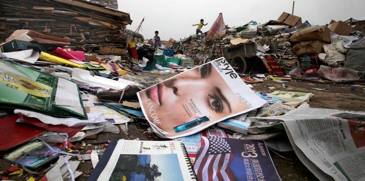 Πεκίνο, Κίνα: Που καταλήγουν τα ανακυκλώσιμα απορρίματα, Wang Jing