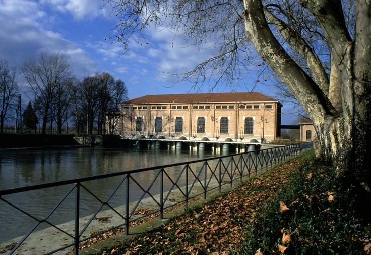 Museo della Bonifica, Argenta, Italy