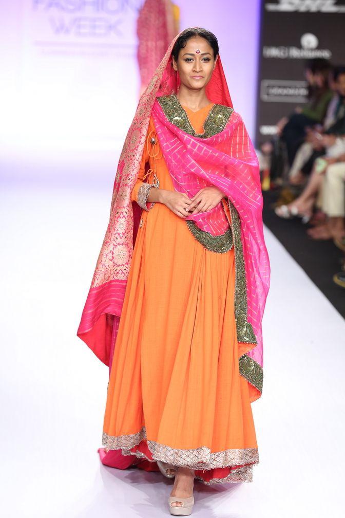 Gaurang - India Lakme Fashion Week SR14