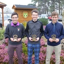 Ashville Golf team win their first trophy! On Friday 28th March, Ashville, one of boarding schools in Yorkshire, took six enthusiastic and very able golfers to Malton & Norton to compete in the North Yorkshire Golf Championships.  http://www.ashville.co.uk/news/details/ashville_golf_team_win_their_first_trophy